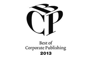 Best of Corporate Publishing Award
